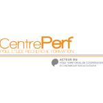 logo centrePerf